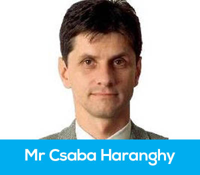 Mr Csaba Haranghy