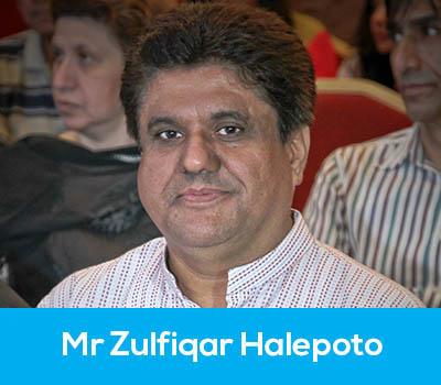 Mr Zulfiqar Halepoto