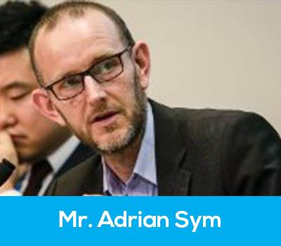 Mr. Adrian Sym