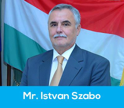 Mr. Istvan Szabo