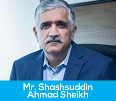 Mr. Shashsuddin Ahmad Sheikh