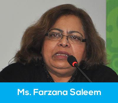 Ms. Farzana Saleem