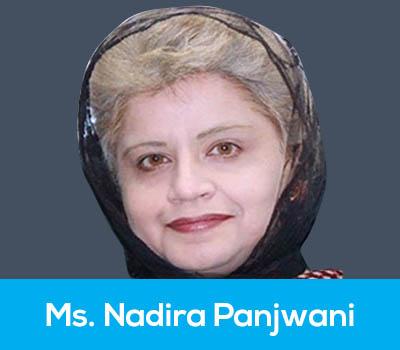 Ms. Nadira Panjwani